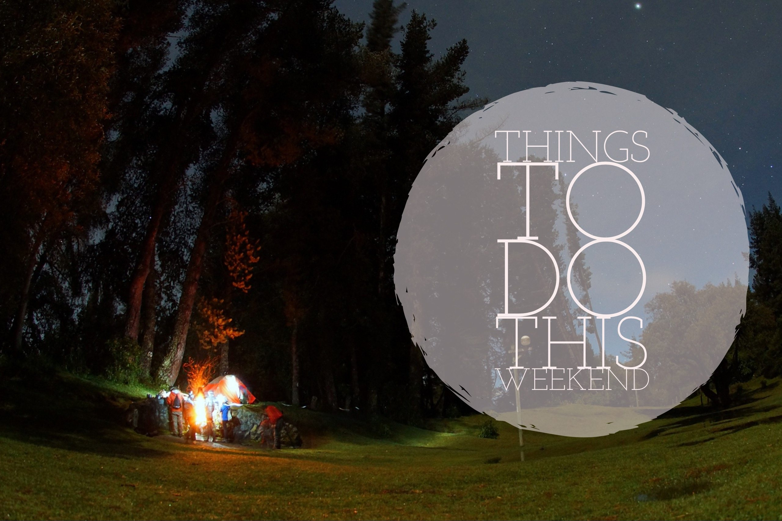 Things To Do This Weekend – March 31 – April 2
