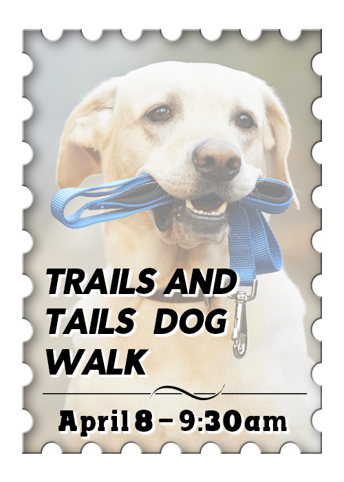 Trails and Tails Community Dog Walk