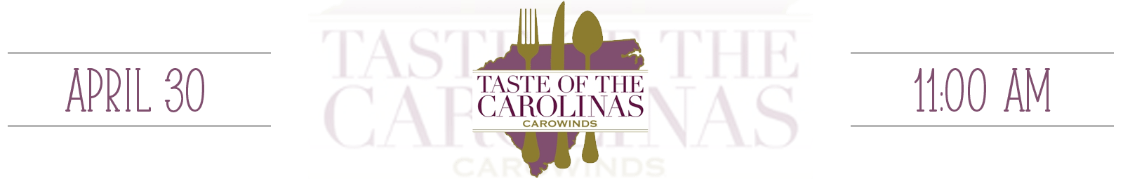 Taste Of The Carolinas
