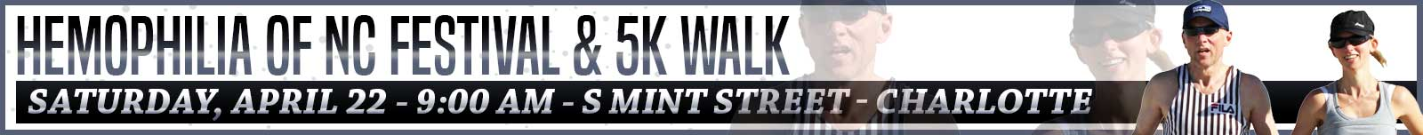 Hemophilia of NC Festival & 5K Walk