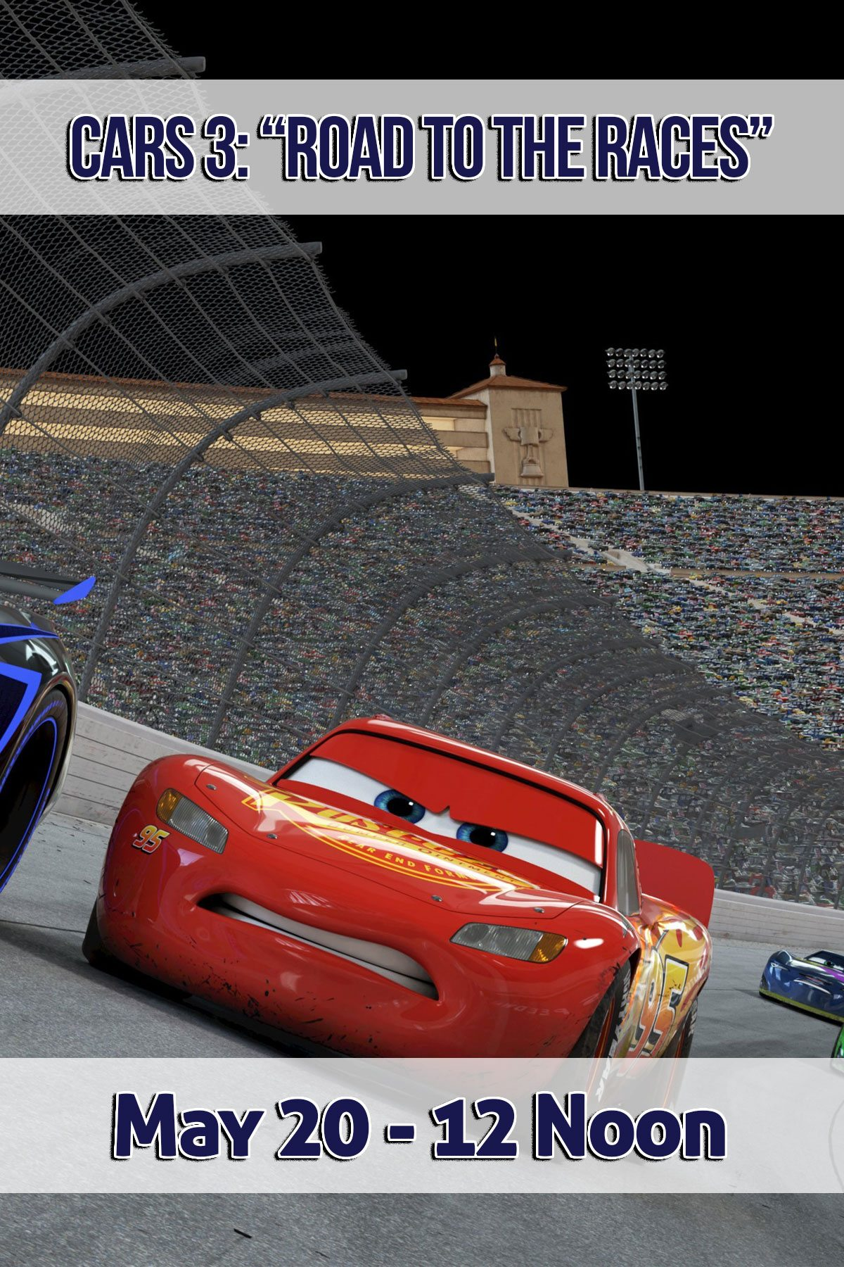 "CARS 3: ""Road to the Races"""