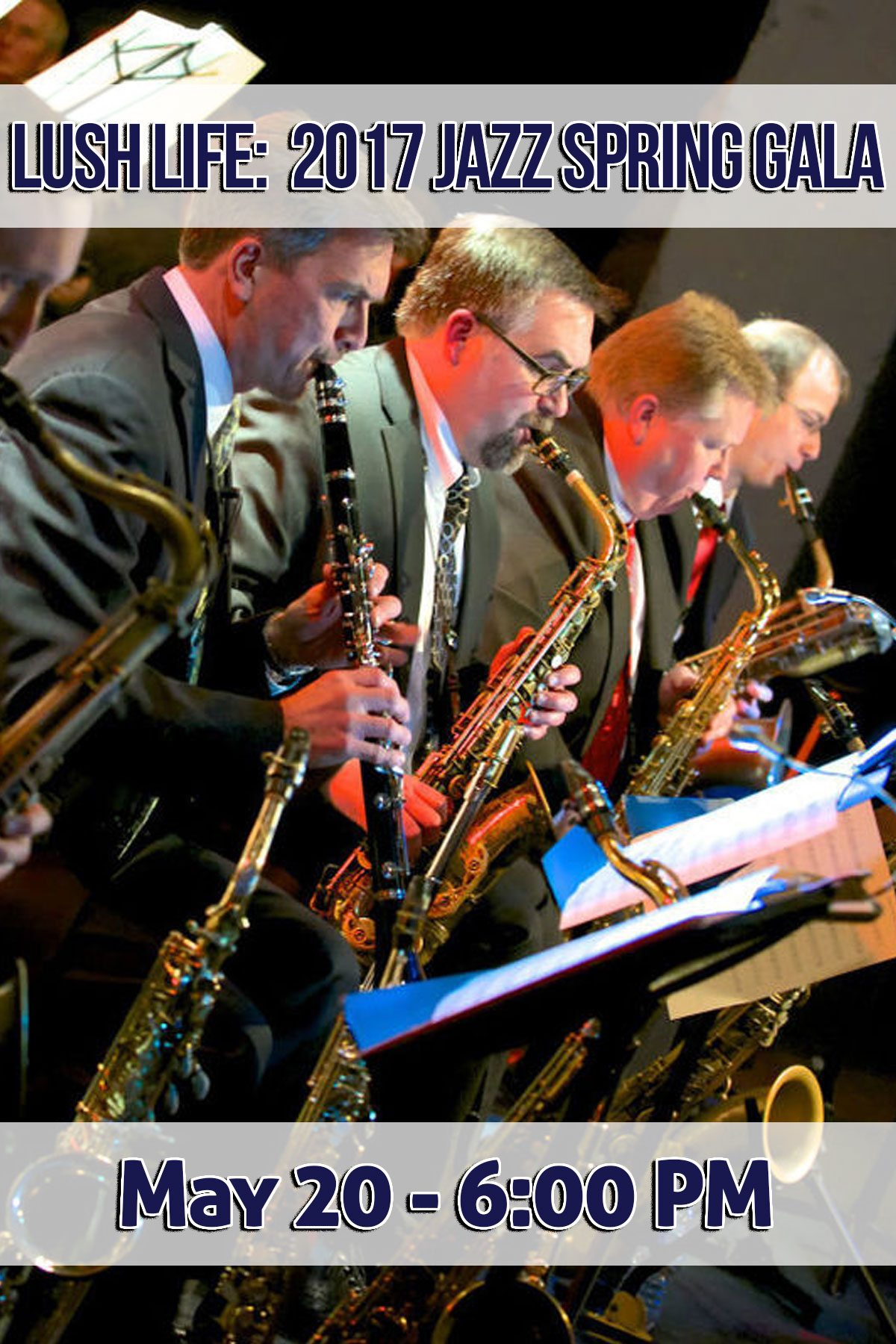 Lush Life: 2017 Jazz Arts Initiative Spring Gala