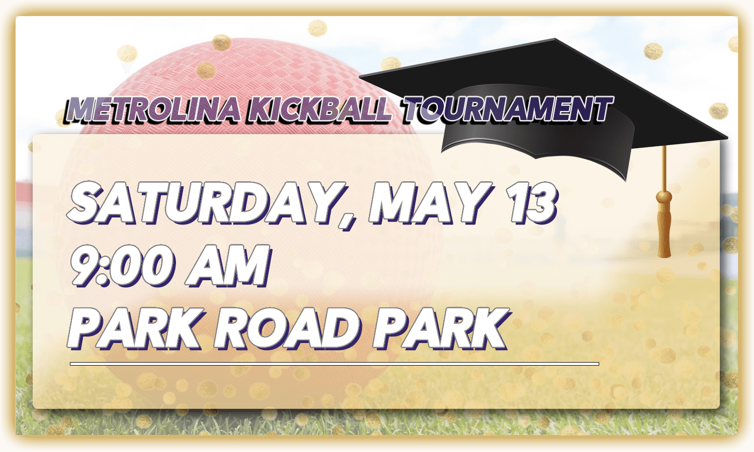 2017 Metrolina Kickball Tournament