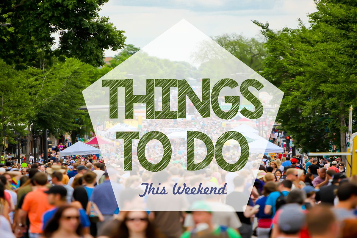 Things To Do This Weekend – May 19 – 21