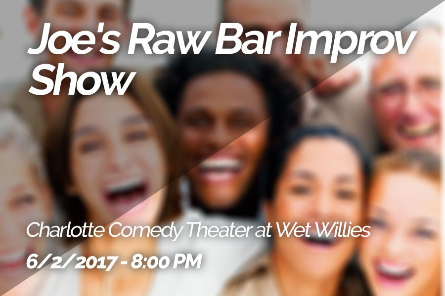 Joe's Raw Bar Improv Show