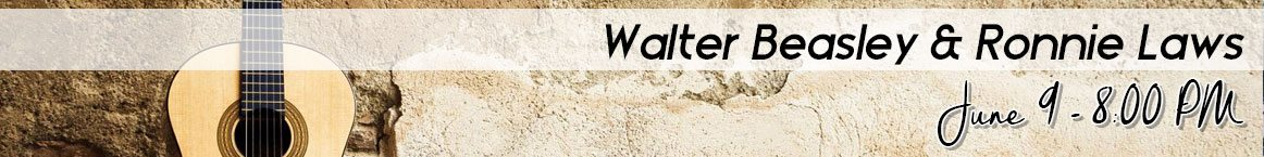 In Concert: Walter Beasley & Ronnie Laws