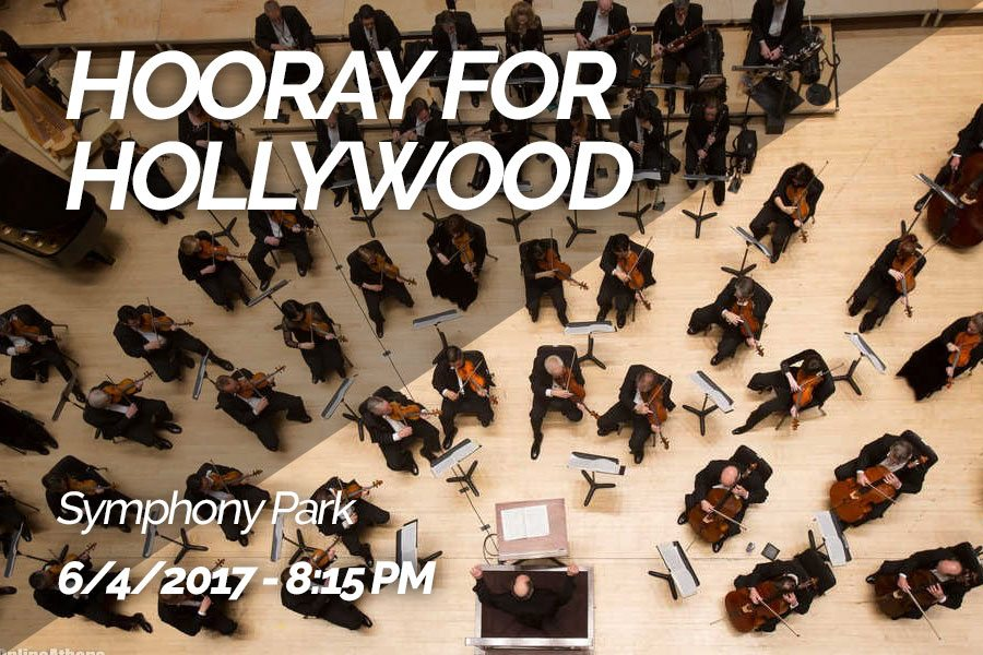 Charlotte Symphony Summer Pops: HOORAY FOR HOLLYWOOD
