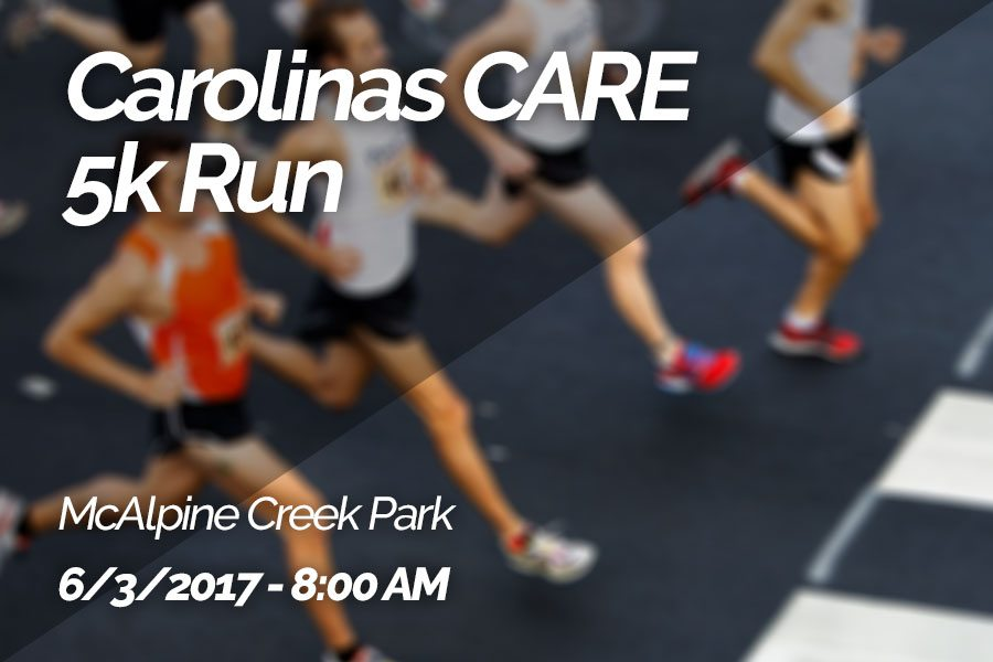 Carolinas CARE 5k Run