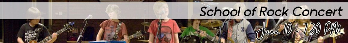 School of Rock Concert